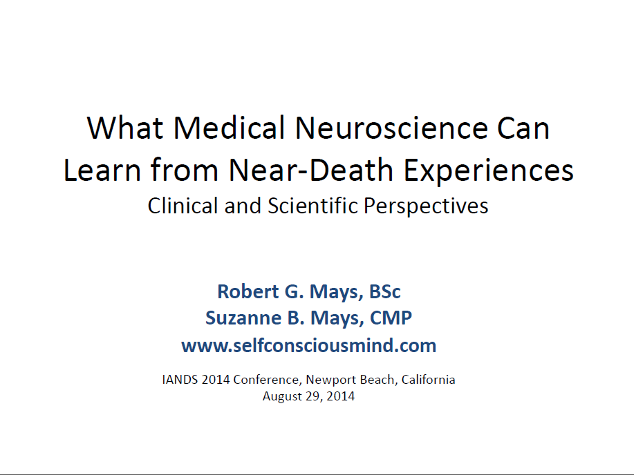 What Medical Neuroscience Can Learn